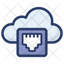 Integrate Cloud Cloud Computing Cloud Sharing Icon