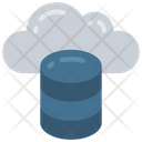 Cloud Storage Data Information Icon