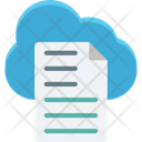 Cloud Storage Digital Storage File Storage Icon