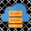 Cloud Storage Cloud Data Storage Icon