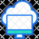 Cloud Storage Cloud Computing Storage Icon