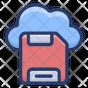 Cloud Storage Cloud Technology Cloud Computing Icon