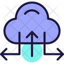 Cloud Storage Storage Cloud Icon