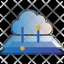 Internt Cloud Storage Icon