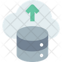M Cloud Storage Cloud Storage Cloud Database Icon