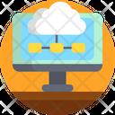 Development Cloud Storage Icon