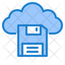 Cloud Storage Save Cloud Network Icon