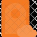 Cloud Storage Symbol Icon