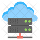 Cloud Storage Online Icon