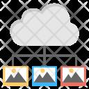Cloud Storage Image Icon