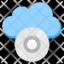 Cloud Storage Information Icon
