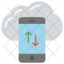 Cloud Storage App Icon