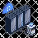 Cloud Storage Cloud Storage Backup Cloud Restore Icon