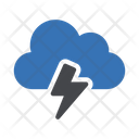 Cloud Storm Power Icon