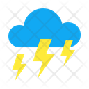 Cloud Strom Atmosphere Climate Increasing Clouds Weather Forecast Icon
