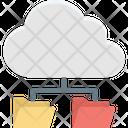 Cloud Computing Cloud Data Cloud Folder Icon