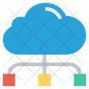 Cloud Connection Finance Icon