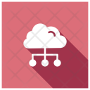 Cloud Structure Icon