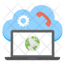 Cloud Support Icon