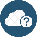 Cloud Support Cloud Help Network Icon