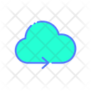 Cloud Sync Sync Cloud Synchronize Icon
