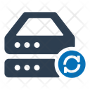 Backup Server Storage Icon