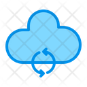 Cloud Refresh Sync Icon