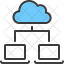 Sync Cloud Device Icon