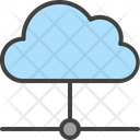 Sync Synchronize Cloud Icon