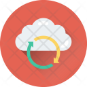 Cloud Reload Sync Icon