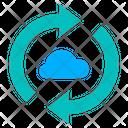 Cloud Synchronize Cloud Sync Synchronize Icon