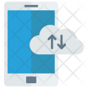Cloud Network Server Icon