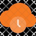 Cloud Synchronize Computing Icon