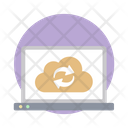 Cloud Computing Cloud Syncing Cloud Sync Icon