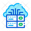 Cloud system Icon