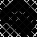 Cloud Tag Icon