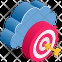 Cloud Computing Goal Icon