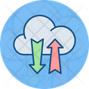 Cloud Future Information Icon