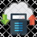 Cloud Technology Cloud Download Cloud Upload Icon