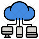 Cloud Technology Cloud Connection Cloud Icon