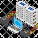Cloud Technology Cloud Computing Cloud Hosting Icon