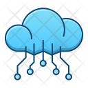 Cloud Technology Data Icon