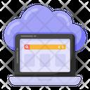 Cloud Computing Cloud Technology Cloud Network Icon