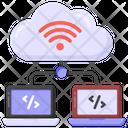 Cloud Computing Cloud Technology Cloud Wifi Icon