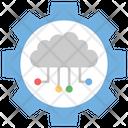 Cloud Technology Cloud Services Cloud Storage Icon