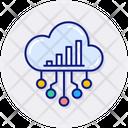 Cloud Testing Cloud Computing Icon