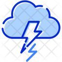 Cloud Thunder Cloud Thunder Icon