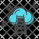 Cloud Traffic Computing Cloud Storage Cloud Icon