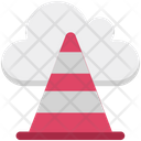 Cloud Traffic Icon