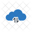 Cloud Download Upload Icon